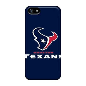 Hot Fashion Wcc3991ejwd Design Case Cover For Iphone 5/5s Protective Case (houston Texans 3)