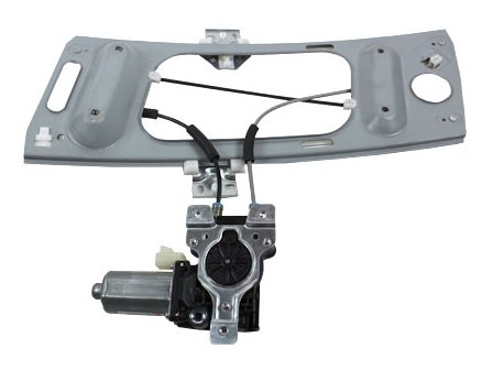 TYC 660188 Chevrolet Monte Carlo Front Driver Side Replacement Power Window Regulator Assembly with Motor