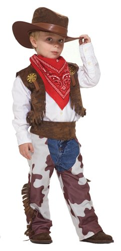 Forum Novelties Cowboy Kid Costume, Toddler