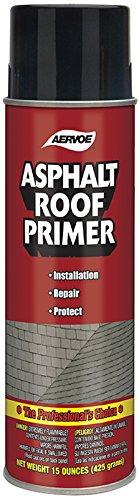 Asphalt Roof (Aervoe 15 Oz. Asphalt Roof Primer Black (Case of 12) 1690)