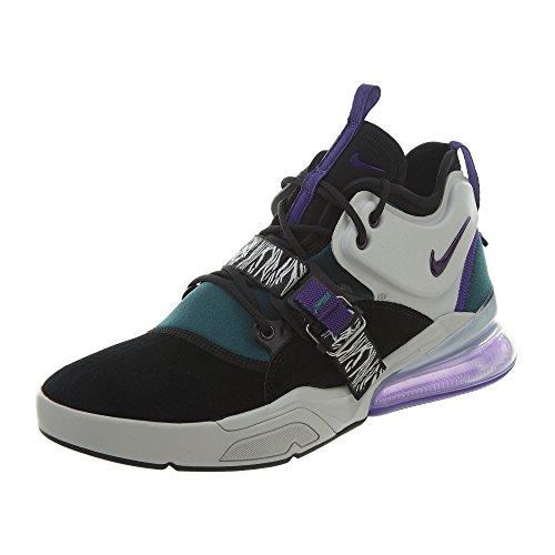 Nike Air Force 270 Carnivore Men's Shoes Black/Court Purple ah6772-005 (11.5 D(M) US) (Nike Shoes Air Cage Court)