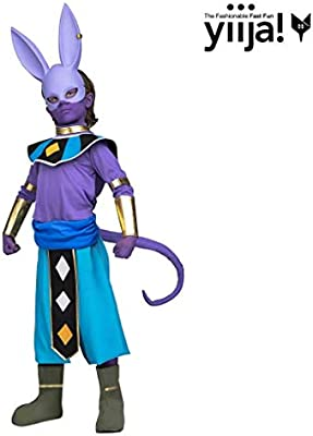 My Other Me Me Me Me- Beerus Dragon Ball Disfraz, Multicolor ...