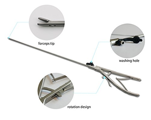 Laplay laparoscopic Instruments for Students Practice and Training
