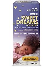 Dr. Chase Kolik Sweet Dreams Gripe Water Nighttime Formula, Alcohol Free, 150ml 150 milliliter