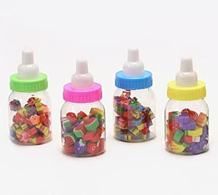 KawaiiErasers Randon Mezcla de Frutas Tiny o Mar Borradores ...