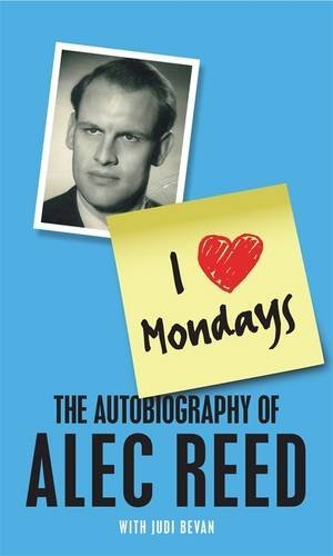 book cover of I Love Mondays