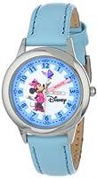 Disney Kids' W000040 Minnie Mouse Stainl...