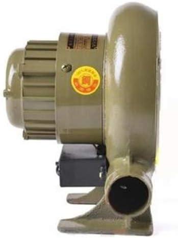 Ventilador Eléctrico, Barbacoa De Carbón para Picnic Al Aire Libre, Ventilador Centrífugo De Hierro Fundido con Núcleo Interior Centrífugo De Soporte De Combustión Portátil,80W