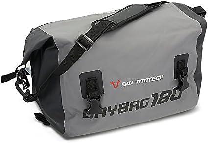 Sw Motech Motorrad Satteltasche Drybag 180 Grau Schwarz 18 Liter Wasserdicht Auto