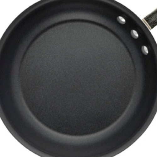 Farberware Restaurant Pro Aluminum Nonstick 8-Inch Skillet, Silver by Farberware (Image #2)