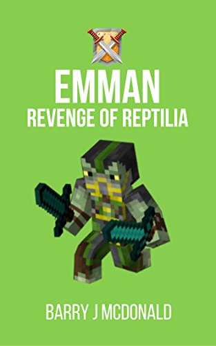Emman Revenge Reptilia Barry McDonald ebook product image