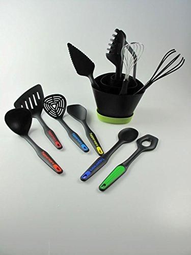 Porta Mestoli Tupperware.Tupperware Pot Pour Ustensiles Pince Double Pelle