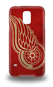 Galaxy S5 3D PC Case Bumper Tpu Skin Cover For NHL Detroit Red Wings Logo Accessories ( Custom Picture iPhone 6, iPhone 6 PLUS, iPhone 5, iPhone 5S, iPhone 5C, iPhone 4, iPhone 4S,Galaxy S6,Galaxy S5,Galaxy S4,Galaxy S3,Note 3,iPad Mini-Mini 2,iPad Air )