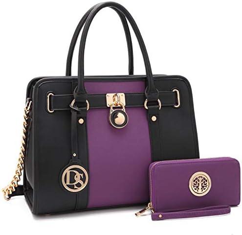DASEIN Fashion Handbags Shoulder Satchel product image