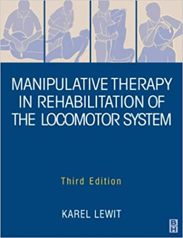 Manipulative Therapy in Rehabilitation Locomotor System
