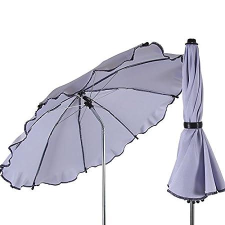 bordeaux Sonnenschirm Schirm Kinderwagen Sonnenschutz Sonnensegel Sportwagen Buggys Jogge