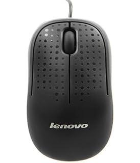 Lenovo M110 USB Optical Mouse  Black