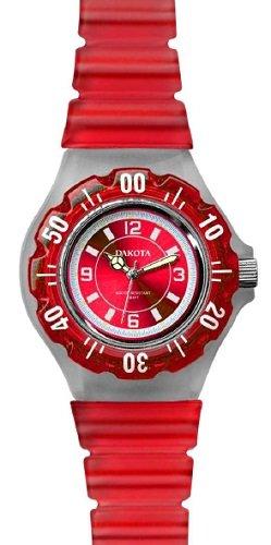 dakota-watch-company-jelly-watch-red
