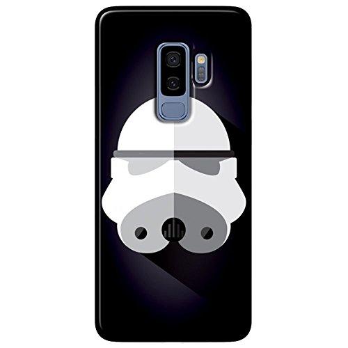 Capa Personalizada Samsung Galaxy S9 Plus G965 - Stormtrooper - TV25