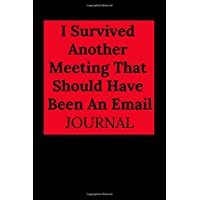 I Survived Another Meeting That Should Have Been An Email Journal