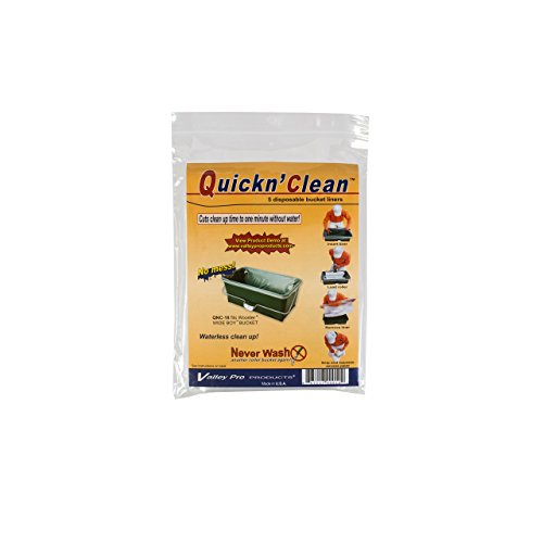 (Wooster 221011 R472 Quickn Clean Wideboy Bucket Liner (5)