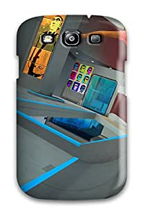 Perfect Shaun White Skateboarding Case Cover Skin For Galaxy S3 Phone Case