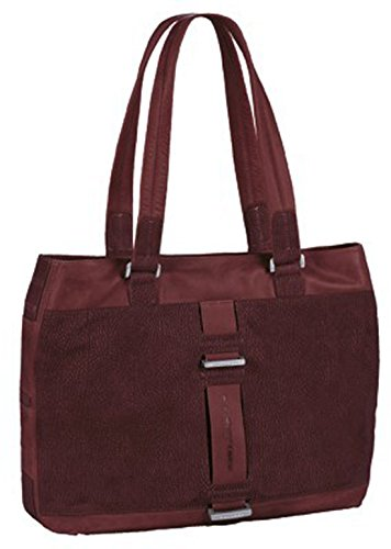 Piquadro Compras bolsa gran marrón BD2580W47/TM
