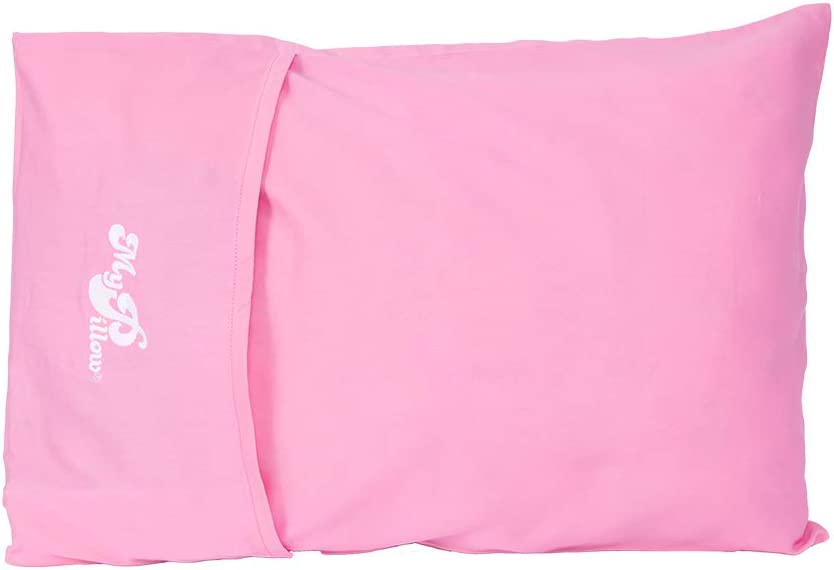 MyPillow Roll & GoAnywhere Pillow (Prism Pink)