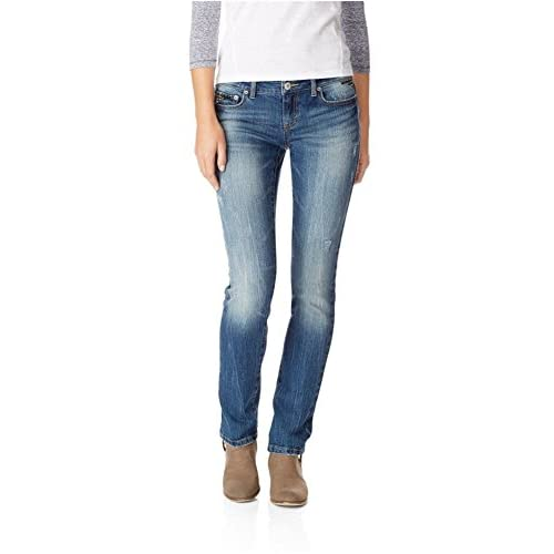 Cheap Aeropostale Womens Bayla Skinny Fit Jeans for cheap