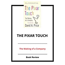 The Pixar Touch: Book Review