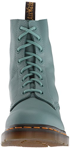 1460 Teal Eyelet Pale 8 Pascal eu Martens Lace Ladies Dr uk Boots 42 Virginia Leather Up XE8qwW