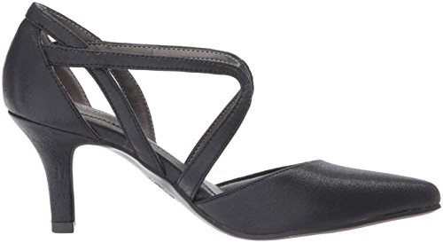 Lifestride Womens Seamless Dress Pump Sintetico Nero