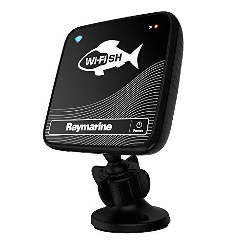 The Amazing Quality Raymarine Wi-Fish™ w/T/M Transducer Wi-Fi CHIRP DownVision™ Sonar f/Smartphones & Tablets by Generic