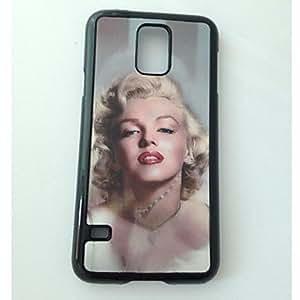 3D Effect Marilyn Monroe Case for Samsung Galaxy S5 i9600