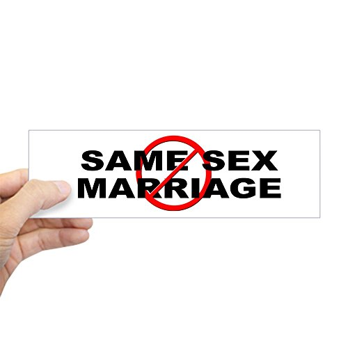 - CafePress Anti/No Same Sex Marriage 10