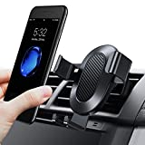 Cell Phone Holder for Car,Cell Phone Car Mount,TORRAS Gravity Auto-Clamping Air Vent Car Mount Holder for iPhone X/8/8 Plus/7/7 Plus/6/6s Plus, Samsung Galaxy S9/S9 Plus – Black