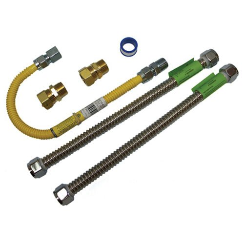 Heater State Gas Water (Reliance 9000105 Gas Water Heater Installation Kit)