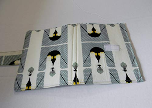 Charley Harper Penguin Kindle 4/Kindle Touch/Paperwhite/Nook Simple Touch  Cover