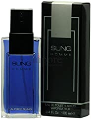 Sung by Alfred Sung for Men - 3.4 oz EDT Spray