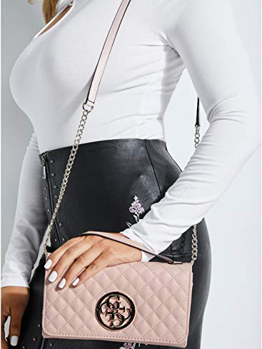 Quilted Clutch Lux Wallet G Blush GUESS qpfZ4Z