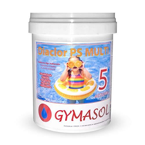 🥇 GYMASOL-Cloro Especial Mini Piscinas