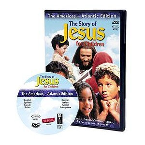 The Story of Jesus for Children - Atlantic Edition]()