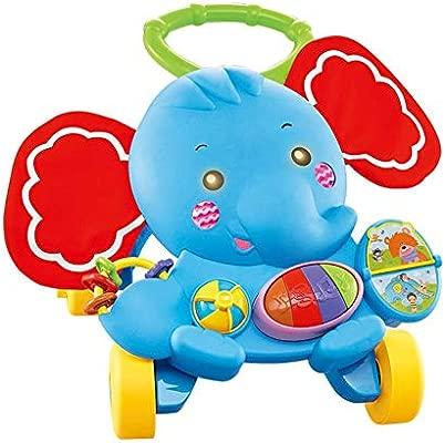 Blue-Yan - Carrito de Aprendizaje para bebé con Forma de ...