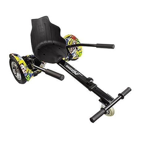iWatKart - Hoverkart All Size Silla Patinete Eléctrico Kart Self Balancing Scooter
