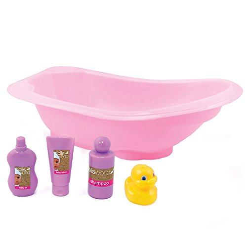 Dolls World Bath Set 8500