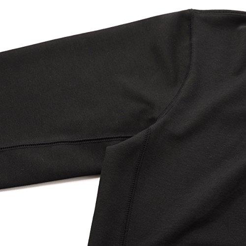 SHIELDS(シールズ) パーカー 長袖 トレーニング ダンボールニットパーカー 17-Y-PA01-01 ブラック M