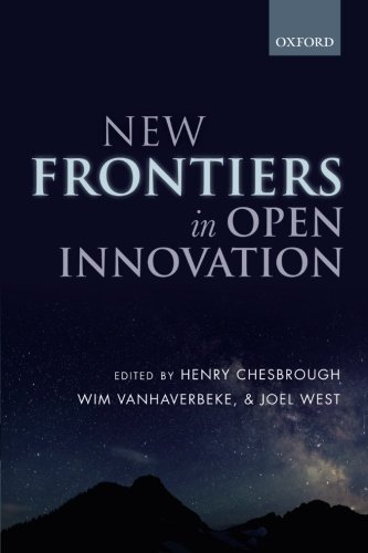 New Frontiers in Open Innovation