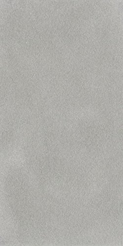 Light Grey Suede Texture 8x10 Backing Board - Uncut Photo Mat Board (10-Sheets) (Gray Poster Board)