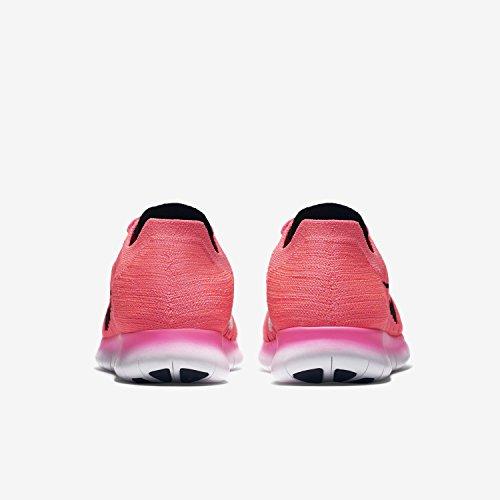 Nike Wmns de Free Rn Flyknit Zapatillas de Wmns Running Para Mujer Rosa Pnk 85c892