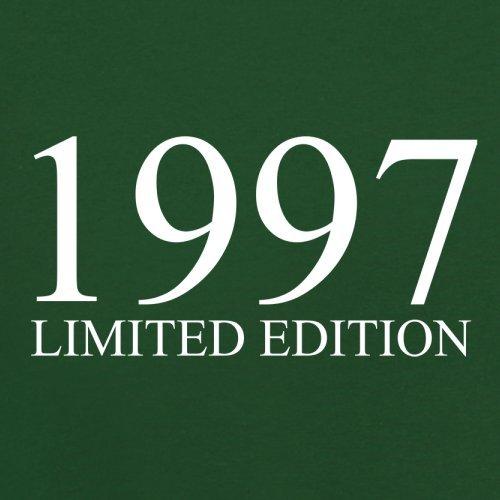 1997 Limierte Auflage / Limited Edition - 20. Geburtstag - Herren T-Shirt - Flaschengrün - XXXL